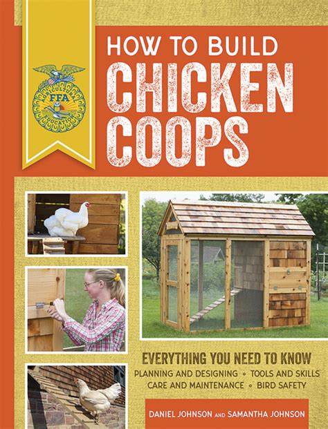 How To Build A Chicken Coop Mother Earth News