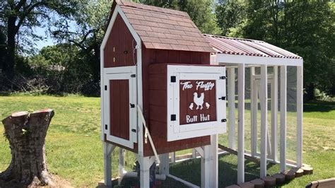 How To Build A Chicken Coop Youtube Video