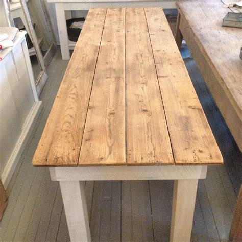 How To Build A Farm Table With Reclaimed Wood