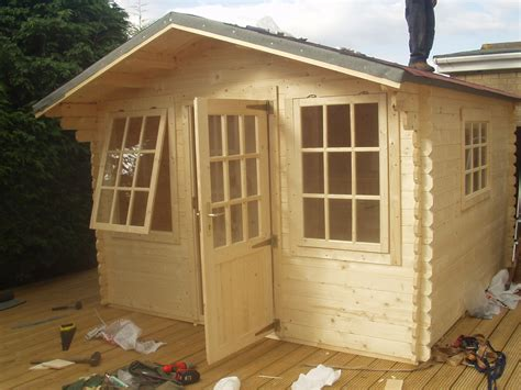 How To Build A Garden Shed Step By Step Uk