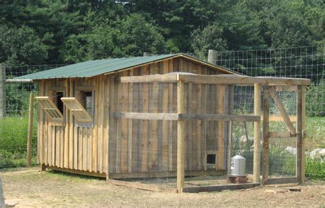 How To Build A Good Chicken House