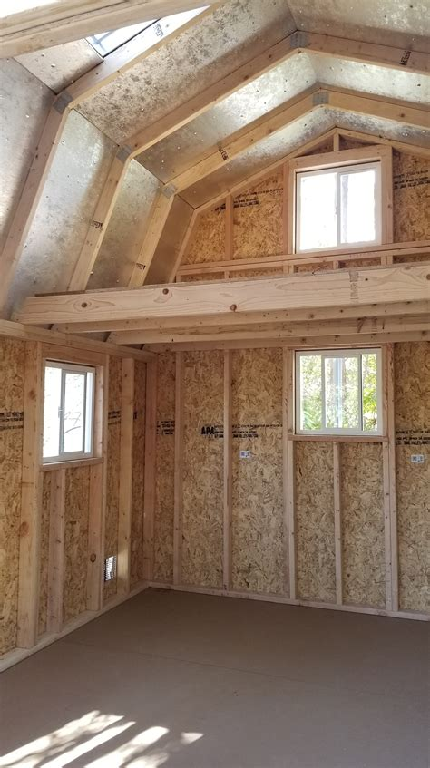 How To Build A Loft In A Storage Shed