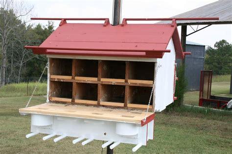 How To Build A Martin Birdhouse