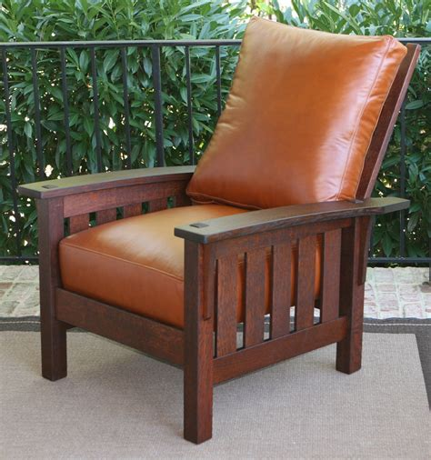 How To Build A Morris Chair