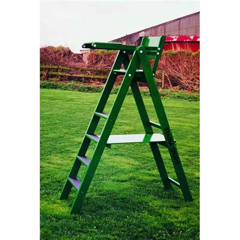 How To Build A Tennis Umpire Chair