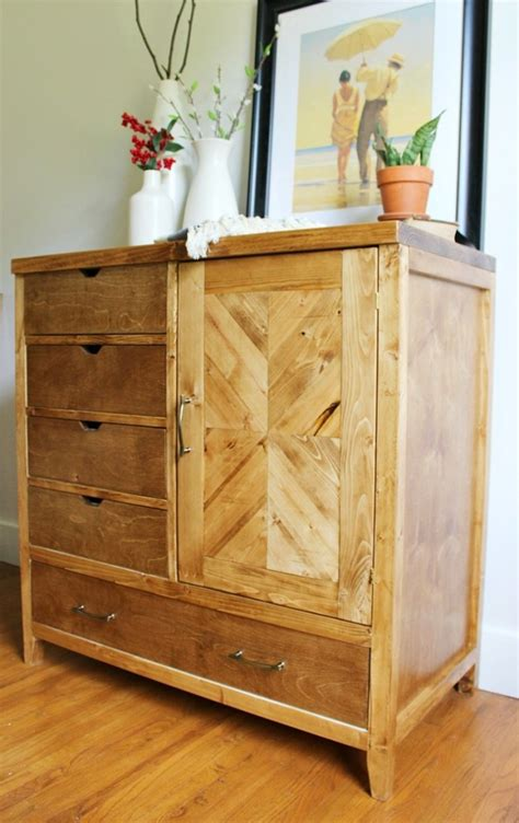 How To Build A Wardrobe Dresser