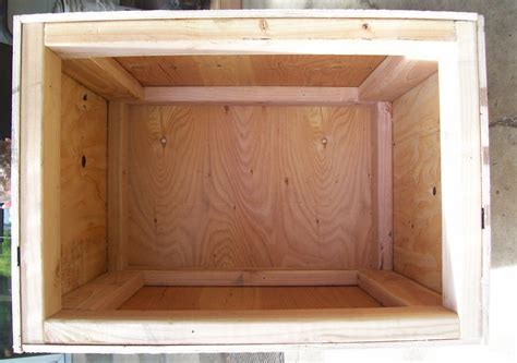 How To Build A Wood Box For Firewood