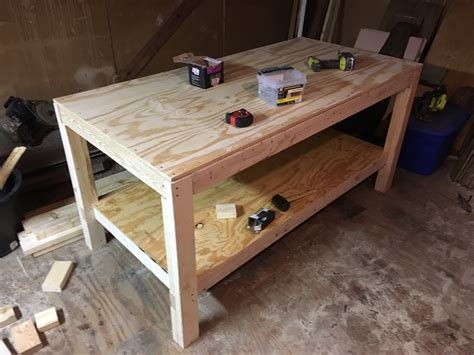 How To Build A Wood Work Table