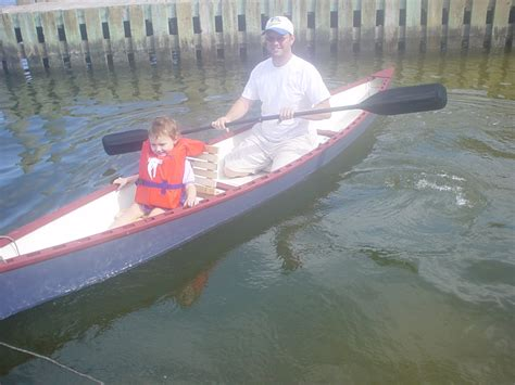 How To Build A Wooden Pirogue