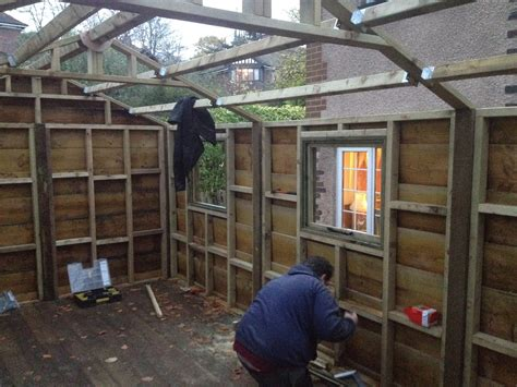 How To Build A Wooden Workshop