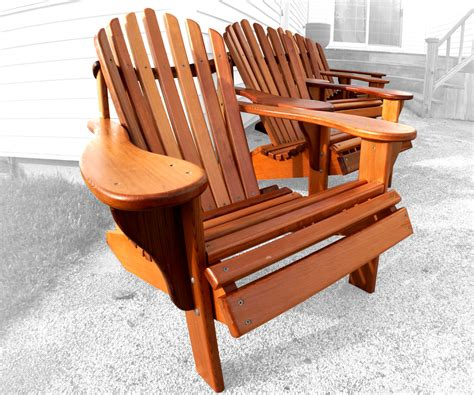 How To Build Adirondack Furniture Plans
