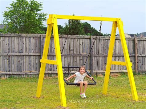 How To Build An A Frame Swing