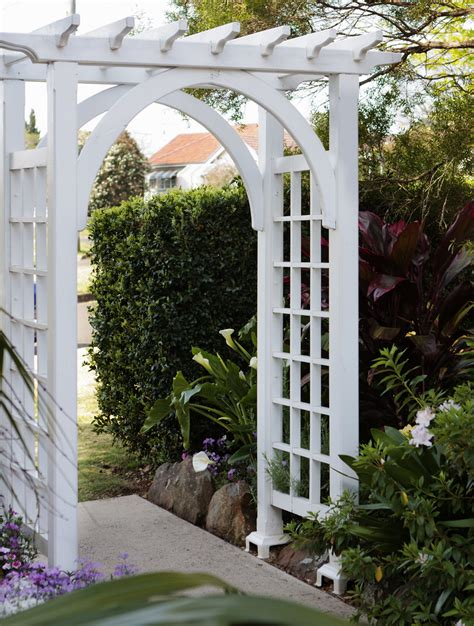How To Build An Arbour
