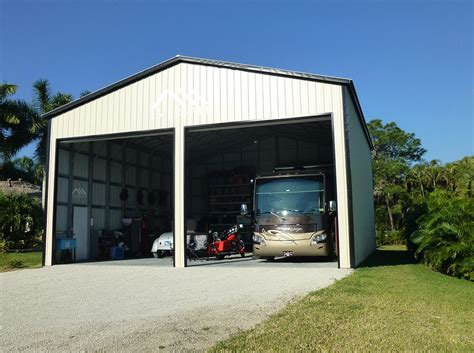 How To Build An Rv Storage Shed