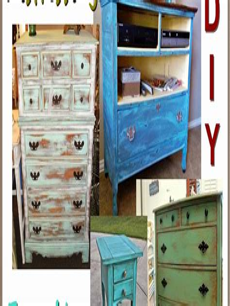 How To Build Antique Furniture
