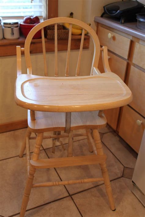 How To Build Baby Chair