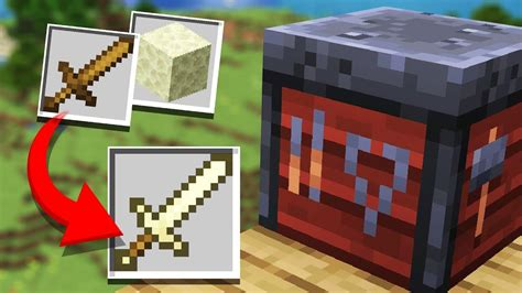 How To Build Bench In Minecraft