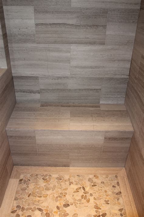 How To Build Bench In Tile Shower
