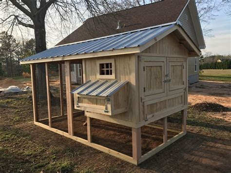 How To Build Chicken Coop Uk