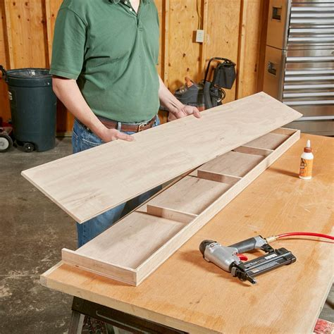 How To Build Floating Shelf