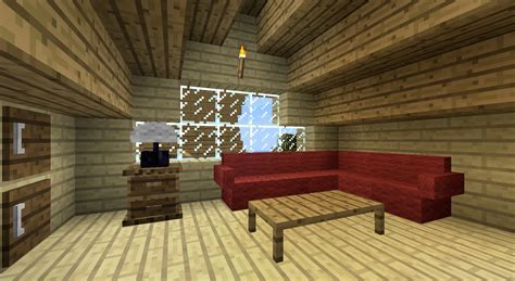 How To Build Furniture Minecraft