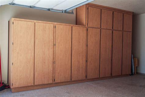 How To Build Garage Cabinet Doors