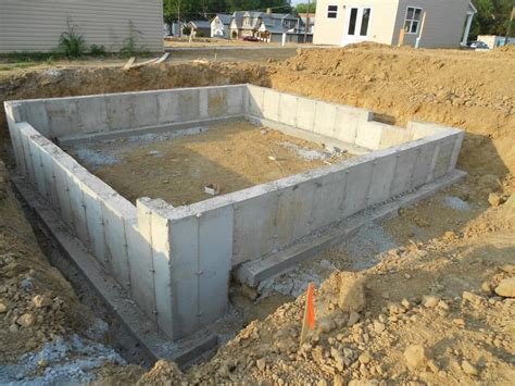 How To Build Garage Footings