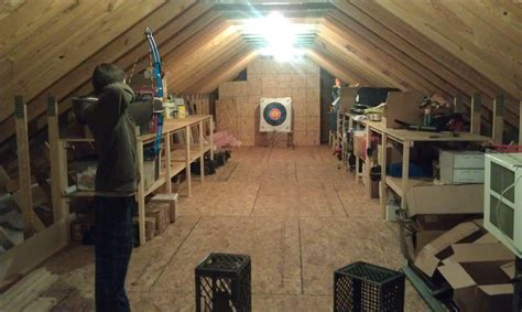 How To Build Garage Gun Range