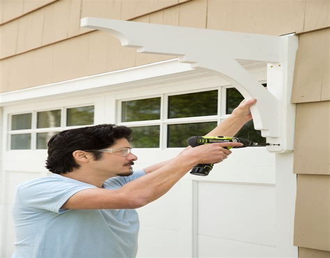 How To Build Garage Pergola