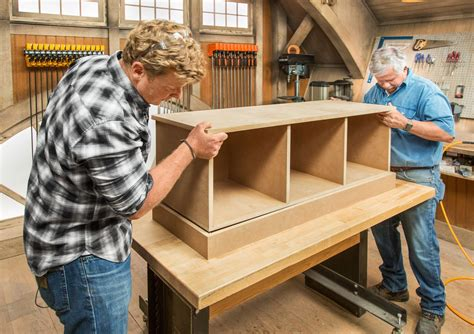 How To Build L Bench