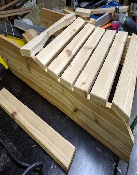 How To Build Muskoka Chair
