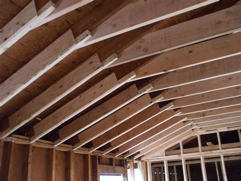 How To Build Rafters For Garage