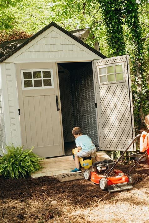 How To Build Rubbermaid Storage Shed
