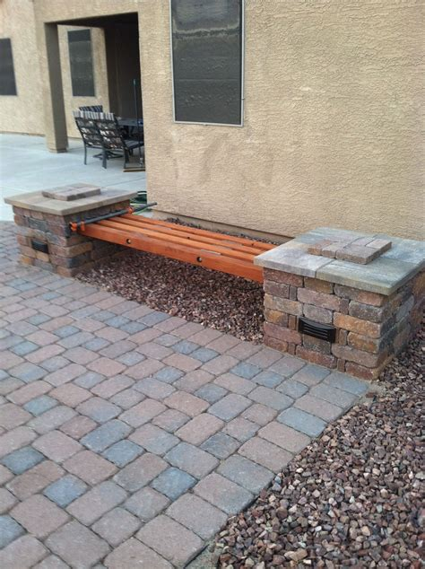 How To Build Rumblestone Bench