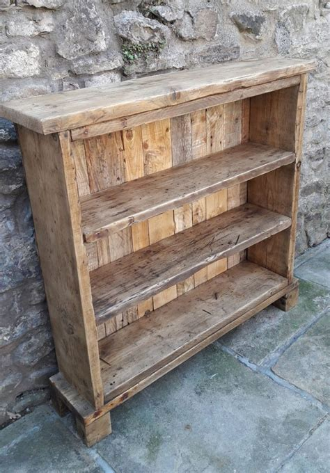 How To Build Rustic Furniture Books