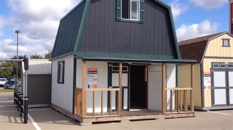 How To Build Storage Shed 12 X 16