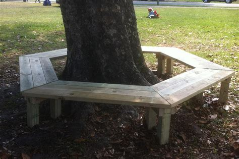 How To Build Tree Bench