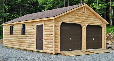 How To Build Wooden Garage