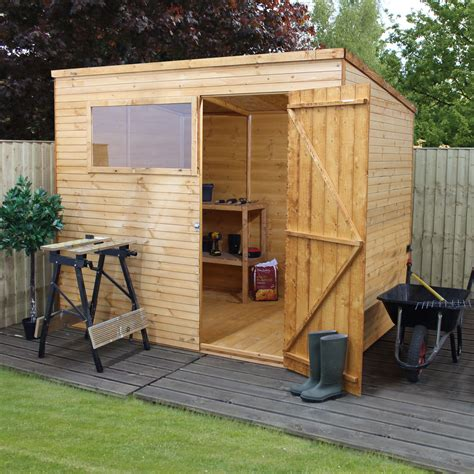 How To Build Wooden Garden Sheds