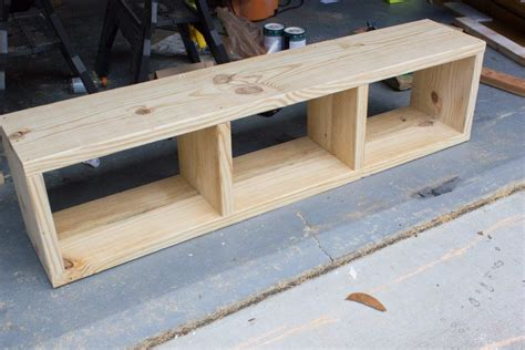 How To Build Your Own Storage Bench
