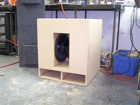 How To Design A Bass Speaker Cabinet