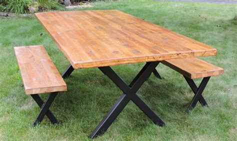 How To Make A Barn Table