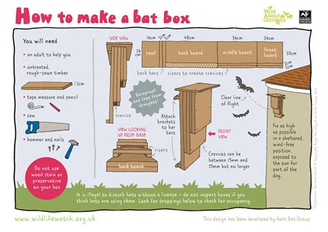 How To Make A Bat Box