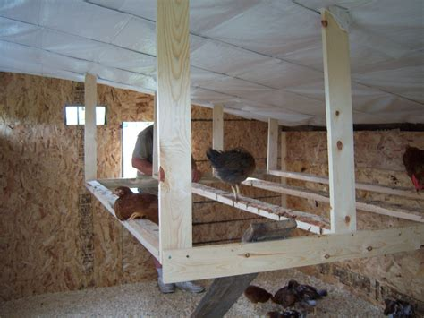 How To Make A Chicken Coop Roost