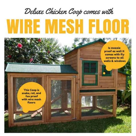 How To Make A Chicken Coop Snake Proof