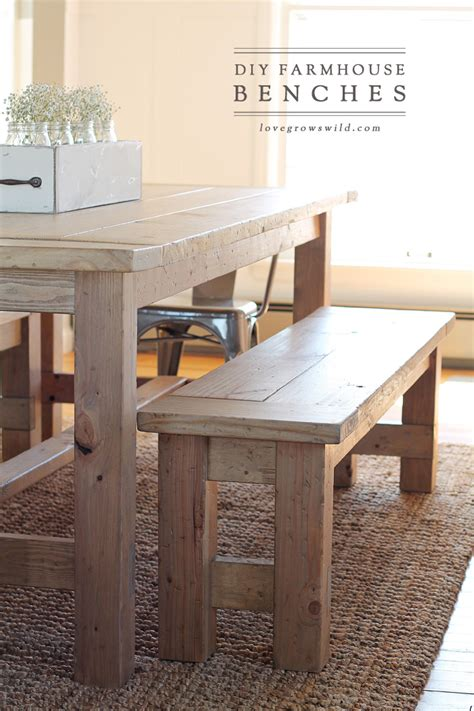 How To Make A Dining Table Bench