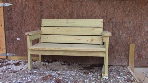 How To Make A Quick Bench