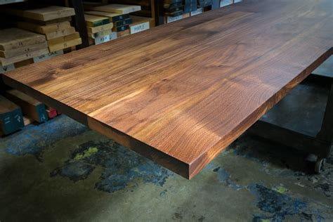 How To Make A Solid Wood Table Top