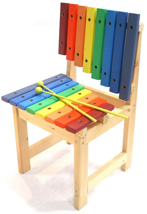 How To Make A Xylophone Chair