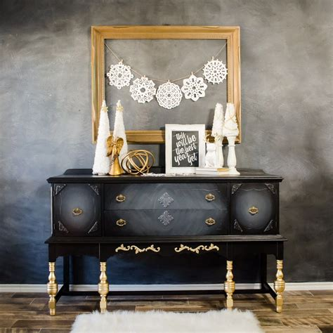 How To Make Furniture Gold